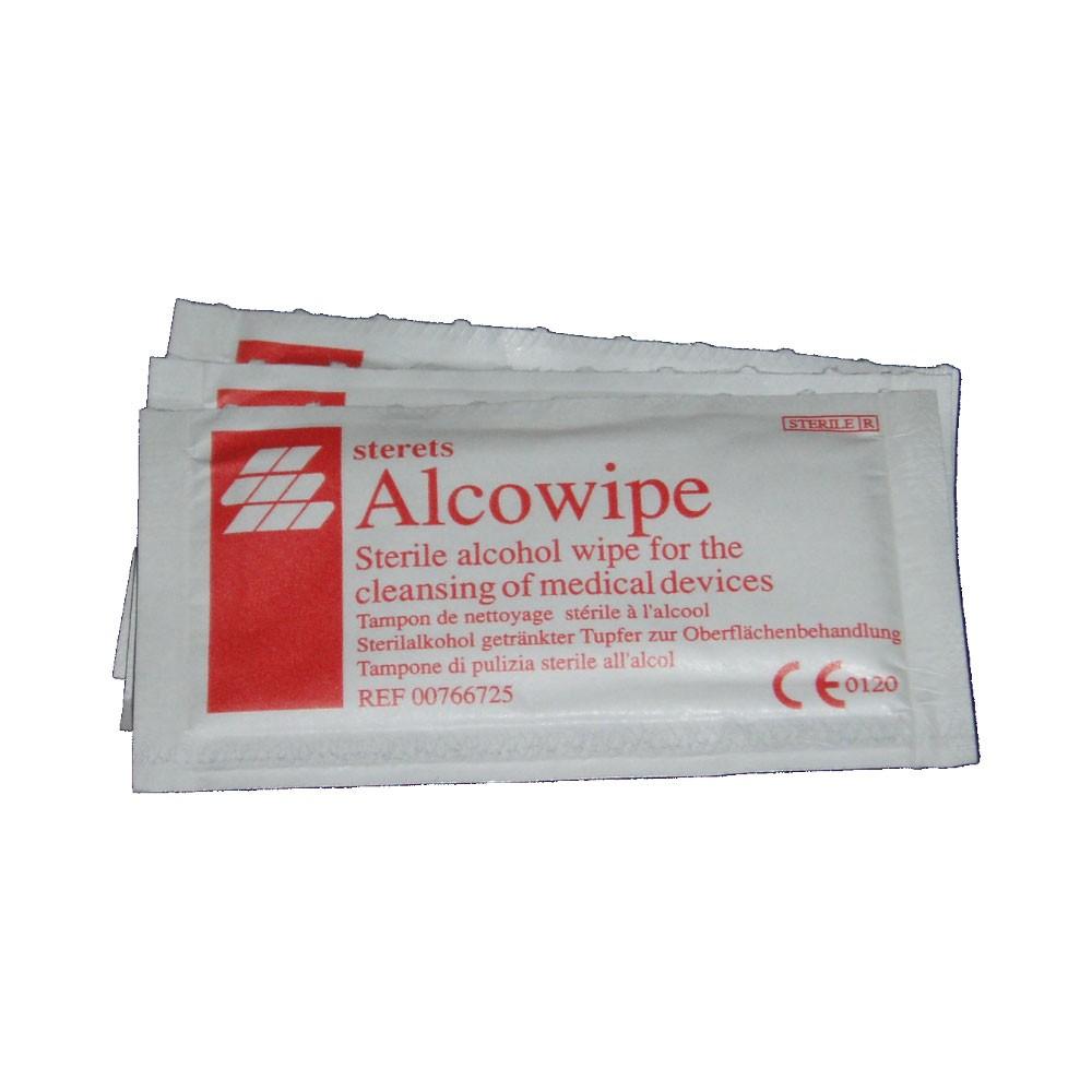 ElectraStim - Alcowipe Steril Wipes