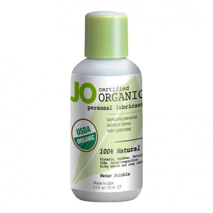 System JO Certified Organic Lubricant- Organisches Gleitmittel