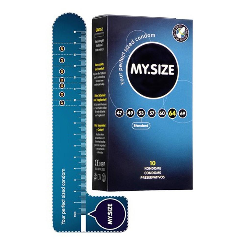 My Size Kondom Größe 64 mm Sofort Kaufen