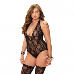 LEG AVENUE SPITZENBODYSTOCKING