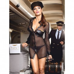 BACI - TRANSPARENTE STEWARDESS UNIFORM