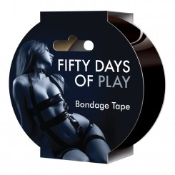 FIFTY DAYS OF PLAY – BONDAGE TAPE