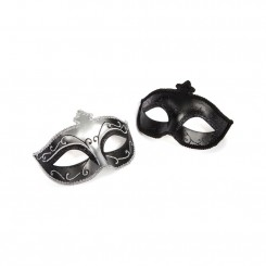 FIFTY SHADES OF GREY - MASQUERADE - MASKEN IM DOPPELPACK