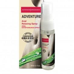 Intimate Organics Adventure – Analspray für Frauen