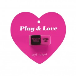 Love to love Play & Love Dices