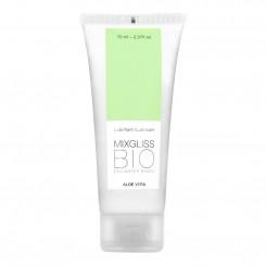 Mixgliss Bio Natural Pleasure - Wasserbasierende Gleitcreme