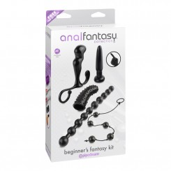 Pipedream Anal Fantasy Collection – Beginner´S Fantasy Kit – Anfängerset Für Neugierige
