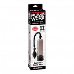 Pump Worx Power Pump  - Anfänger Penispumpe