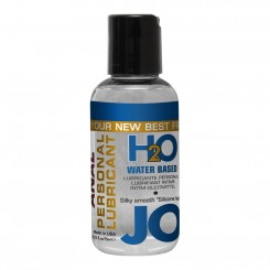 System JO Anal H2O Water Based Lubricant