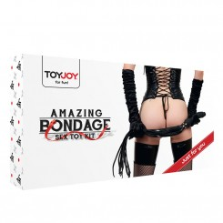 Toyjoy Amazing Bondage Sexspielzeugs Set