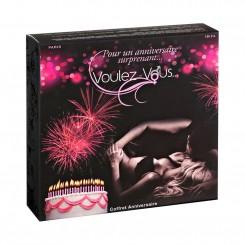 Voulez-Vous Geschenkbox - Birthday