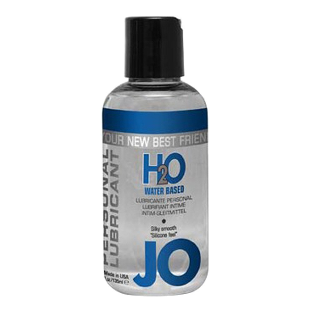 System JO H2O Water Based Lubricant - Original