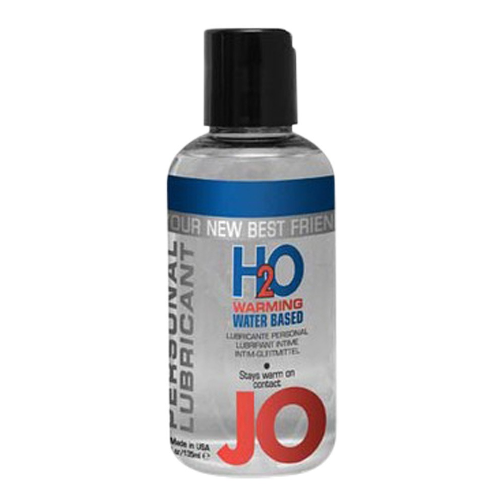 System JO H2O Water Based Lubricant - Warming