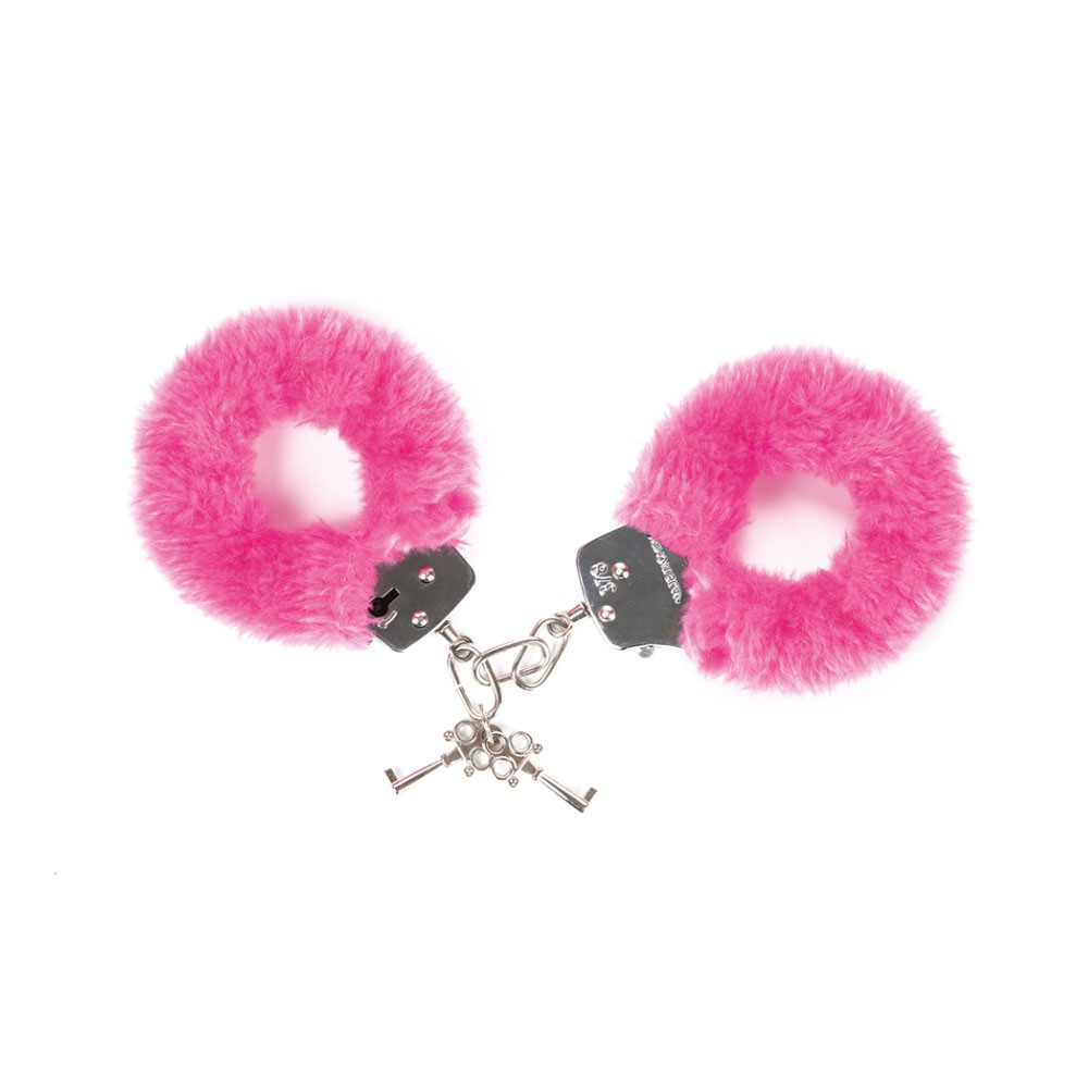 Love To Love Fessel Mich - Handschellen - pink