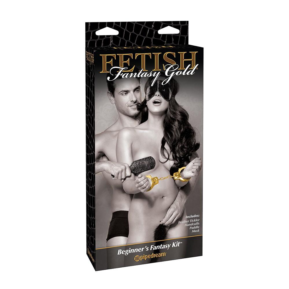 Fetish Fantasy Gold Beginner´s Fantasy Kit