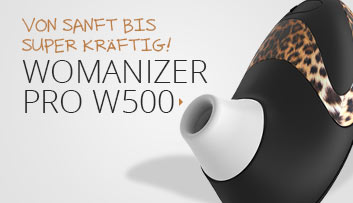Klitoris Vibrator Womanizer Pro W500