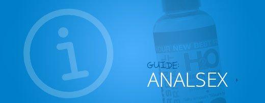 Analsex Guide
